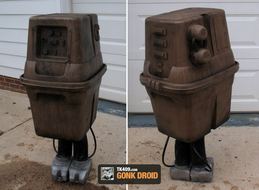 Tk409 Gonk Droid Tutorial New Pics Amp Video