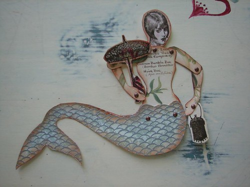 mermaid using template from the enchanted gallery