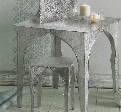 Rian Rae moroccan table