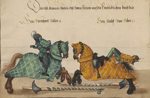 10-Heidelberg torneo en 1511, 25r