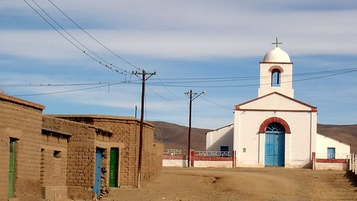Iglesia de Abra Pampa