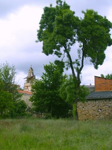 Iglesia Cabañas de Aliste