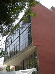 Museo Casa Estudio Diego Rivera (sftrajan) Tags: museum mxico architecture mexico mexicocity diegorivera fridakahlo mexique museo mexiko distritofederal ciudaddemxico chilangolandia museocasaestudiodiegorivera juanogorman sanngel