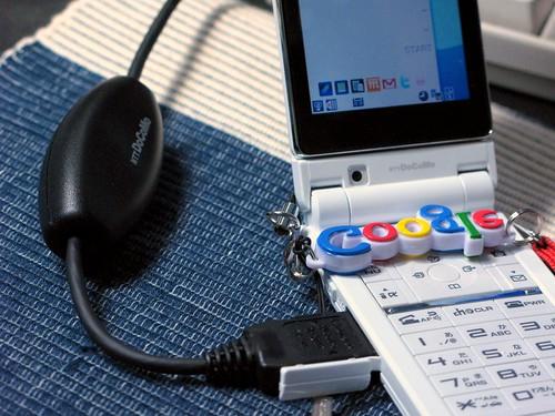 ドコモ純正USBケーブル