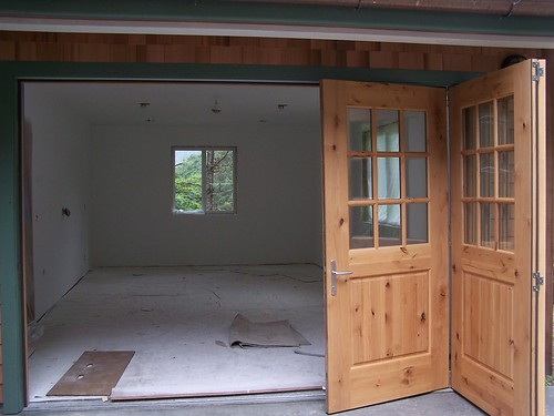 Re Carriage House Doors Have You Considered Split Folding Doors