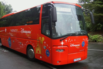 VEA-Shuttle Disneyland Paris