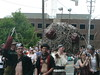 Fremont Solstice Parade 2008: Flying Spaghetti Monster