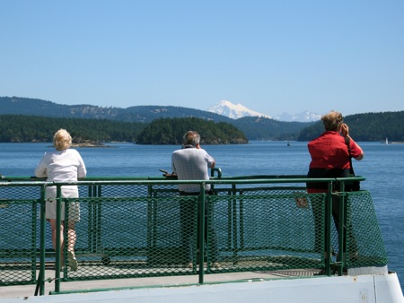 Washington State Ferries - San Juans