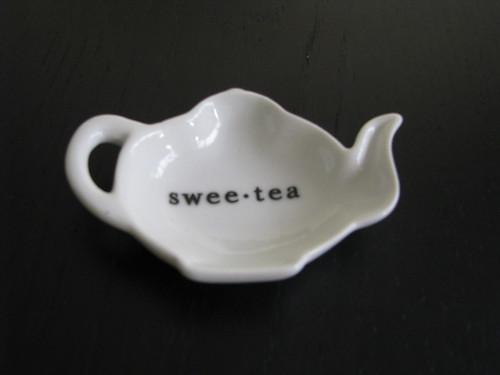 sweet tea bag holder