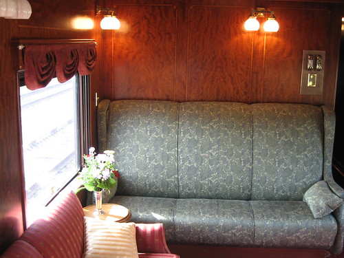 Lounge, Royal Canadian Pacific