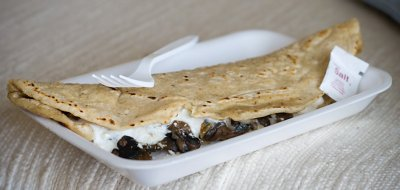 Alebrije's Grill Quesadilla - Photo by Christopher Ziebarth