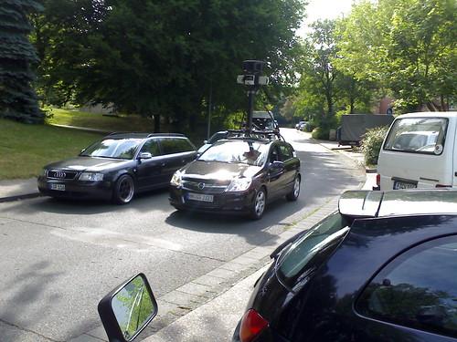 Google Streetview Frankfurt