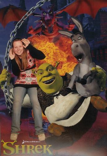 Shrek, Esel und ich