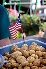 Patriotic Market