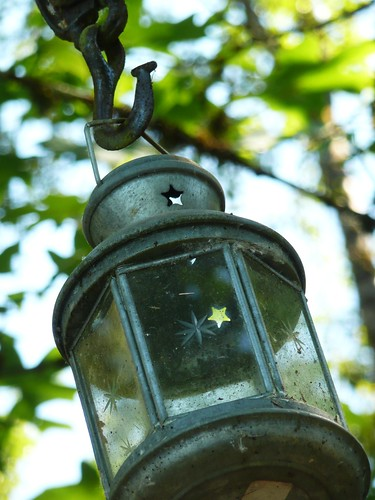 lantern and hook