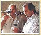Degustation - from Gonnet website (Robert Kacher) Tags: de michelle font domaine