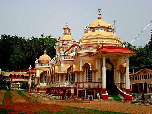 Goa the Temple Shri Mangeshi