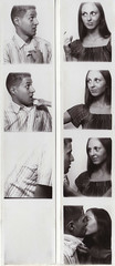girl gets guy (jena ardell) Tags: guy me girl diptych kiss photobooth flirt rick jena dating ricardo date sequence flirty jenaardell