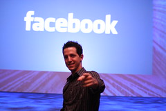 Mark Zuckerberg f8 Keynote - Dave Morin