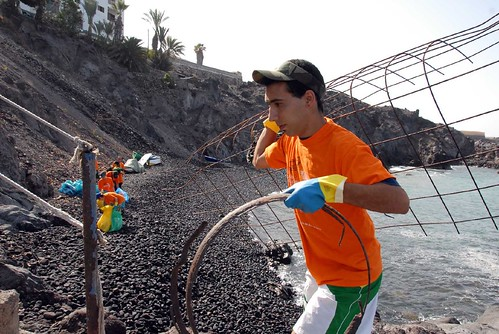 Alcala clean up