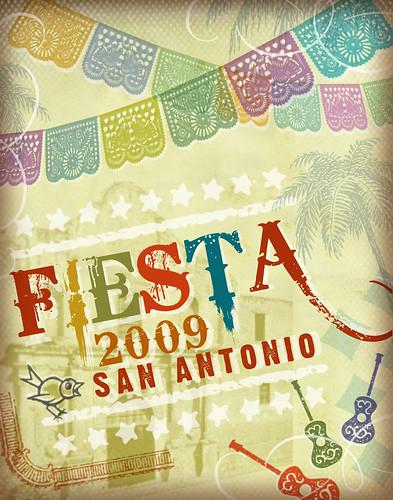Fiesta Poster 22x28