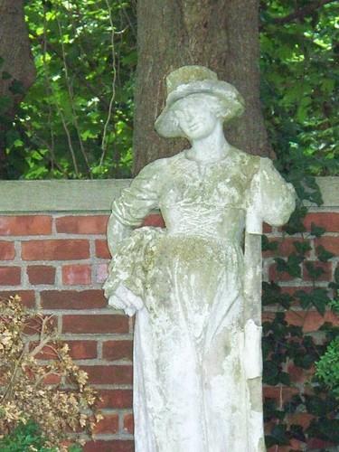 Garden Statue - Detail