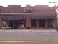 Butler Cleaners has been sold