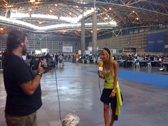 MobuzzTV en la Campus Party