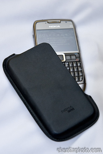 E71 Leather Pouch