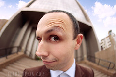 I can see U (claudiaveja) Tags: fish eye photography close daniel stock images fisheye claudia concept transylvania veja cluj royaltyfree rightsmanaged claudiaveja rightmanaged