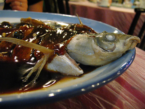 Hangzhou - West Lake Sour Fish