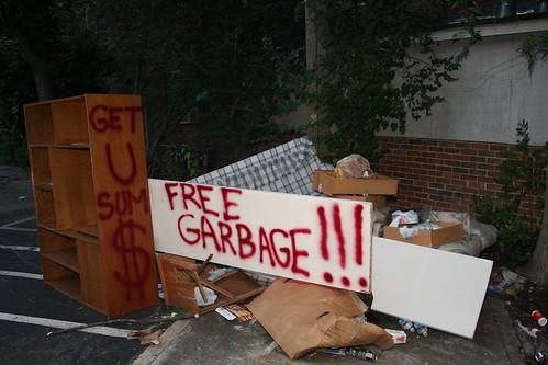 FREE GARBAGE!!!