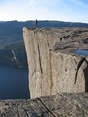 Norway (55) (iddonsheffield) Tags: norway stavanger preikestolen pulpitrock