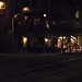 River Street in Savannah at night
