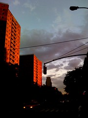 Village View Sunset in the East Village by jebb, on Flickr