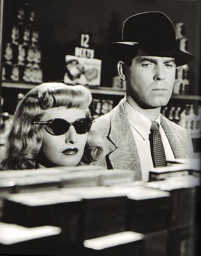 Barbara Stanywck and Fred MacMurray - Double Indemnity 1944