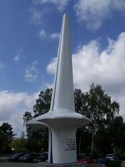 Otto Lilienthal Obelisk