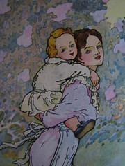 Ride away, ride away (Heart felt) Tags: pictures art nursery illustrations childrens rhymes mothergoose frederickrichardson