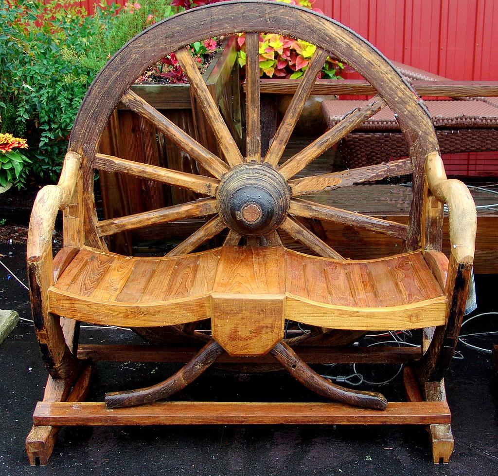 32 Got Wagon Wheels?