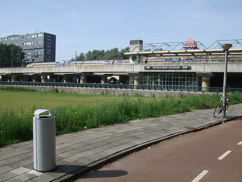 Station Amsterdam Lelylaan