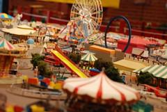 Not Tilt-Shift (Joe Shlabotnik) Tags: carnival newyork model statefair fair 2008 faved august2008