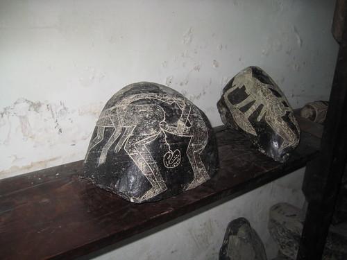 Ica stones sexually graphic