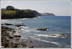 ASTUR (masaimanta) Tags: mar spain agua asturias olas acantilado rocas gmt laisla panormica flickrcolour flickrestrellas flickrlovers