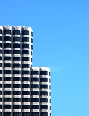 cornered (Darwin Bell) Tags: sanfrancisco blue sky skyline architecture corner buidling mywinners aplusphoto colourartaward