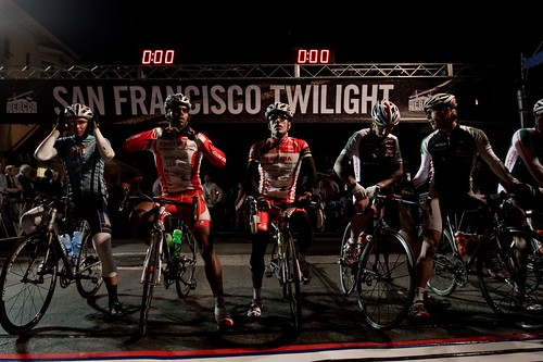 San Francisco Twilight Crit - Photo by Ken Conley