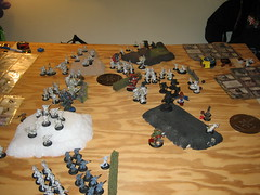 Warmachine, 1500 points (Codababy) Tags: gaming warmachine