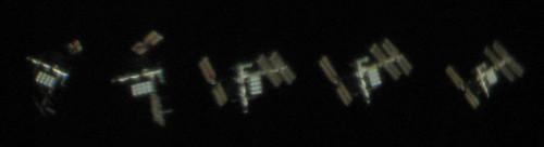 Ver pasar la Estación Espacial Internacional (ISS)