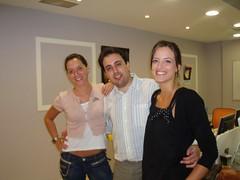 @failurez en la redación de Mobuzz.tv con @CaroQ y @MiriamReyes