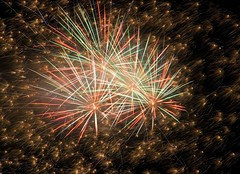 Red and Green Palms (EpicFireworks) Tags: stars star fireworks firework bonfire pyro 13g epic pyrotechnics sib