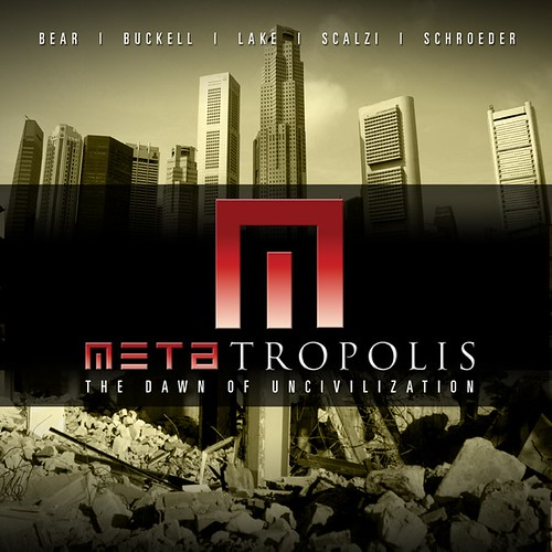 Metatropolis Cover